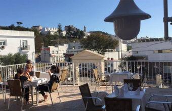 La nueva terraza del restaurante El Duque de Medina. Foto: Cedida por el establecimiento.