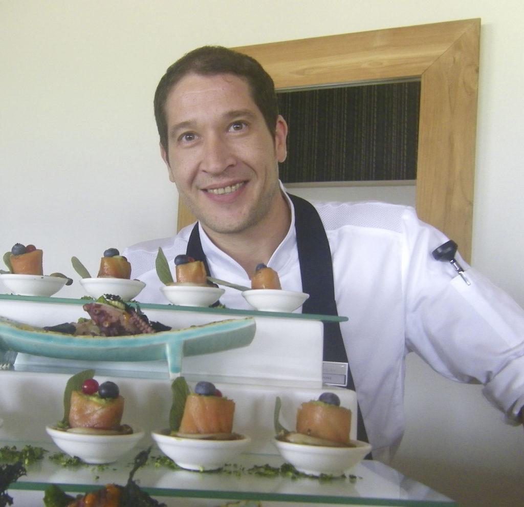 El cocinero Tony Pérez Vergara. Foto: Cosasdecome
