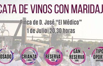 1 de julio. Trebujena. Visita con cata maridada a las viñas de José Luis Muñoz