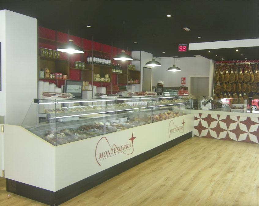 Vista interior de la tienda. Foto: Cosasdecome