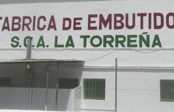 Fábrica de embutidos La Torreña