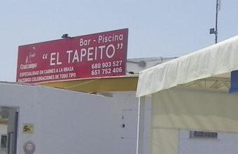 Bar Piscina Municipal El Tapeito