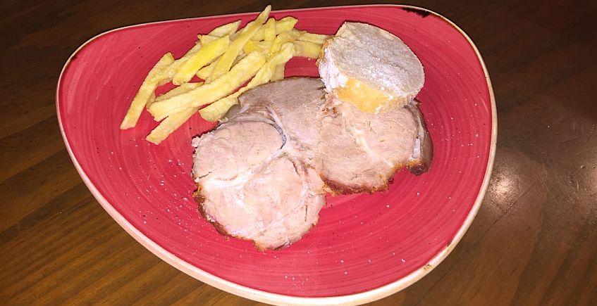 Carne mechá de Er Beti