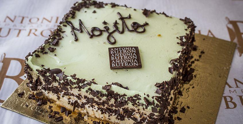 Antonia Butrón convierte el mojito en una tarta
