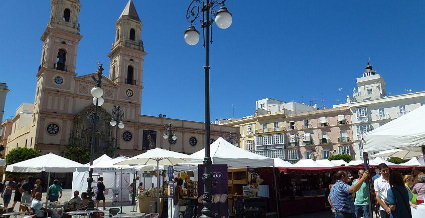 Cuarenta productores andaluces se darán cita en El Puerto