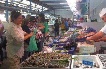 El Mercado de la Concepción. Fotos: Ayuntamiento de La Línea
