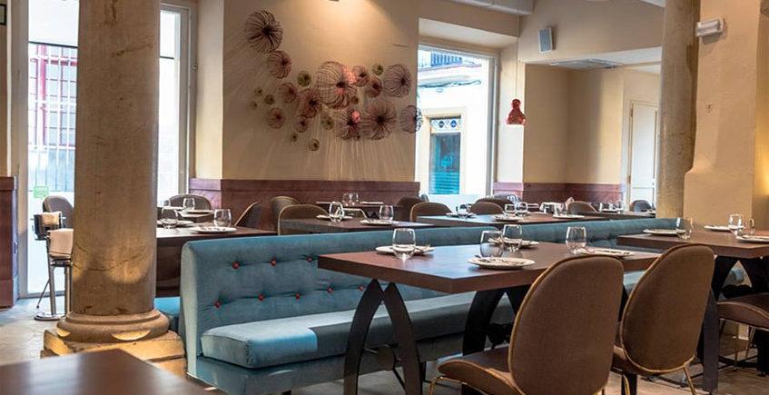 El restaurante A Mar de Jerez