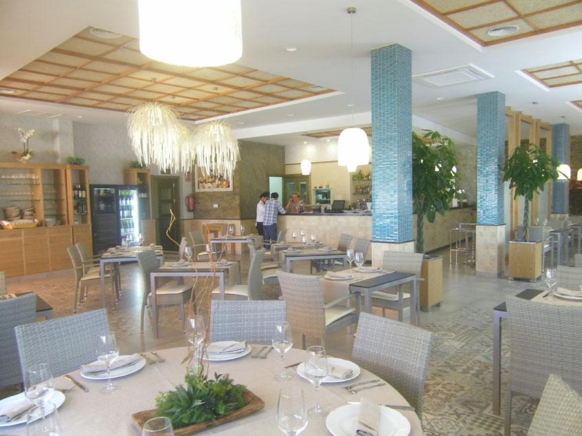 El comedor del restaurante. Foto: Cosasdecome