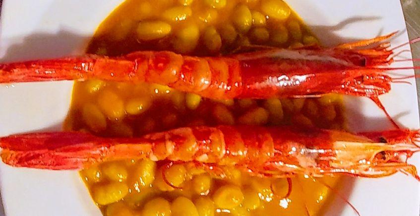 Aires marinos en los platos estivales de Barra Siete