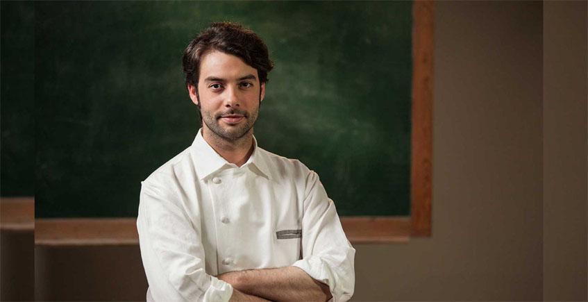 El cocinero Javier Aranda, con dos restaurantes con estrella Michelín en Madrid, ofrecerá una cena en Olvera el próximo domingo 20 de agosto