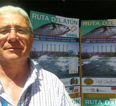 El cocinero Juan Maria Ramirez. Foto: Cosasdecome