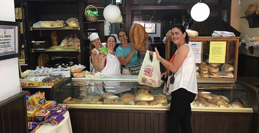 Masa 'abuela' para el pan de Villamartín