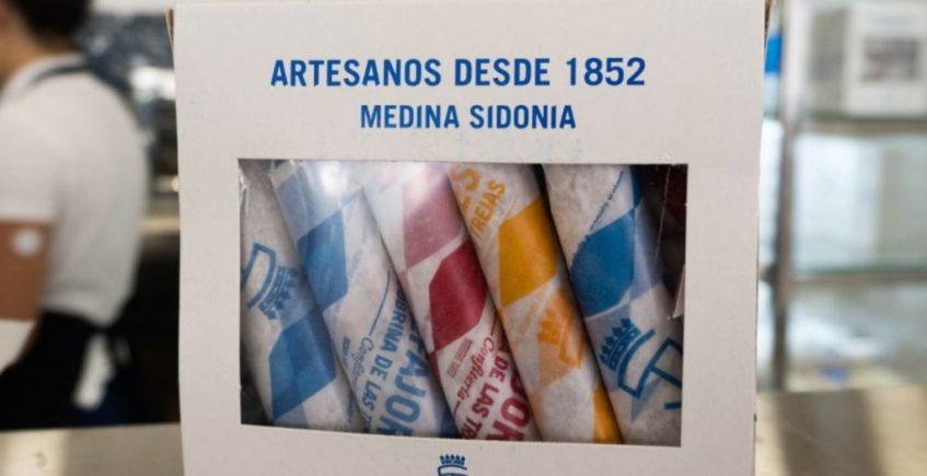 Alfajores de Sobrina de las Trejas en Medina y Chiclana