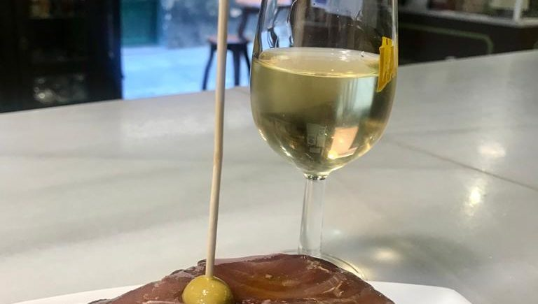 Bacoreta en aceite de La Sorpresa de Cádiz