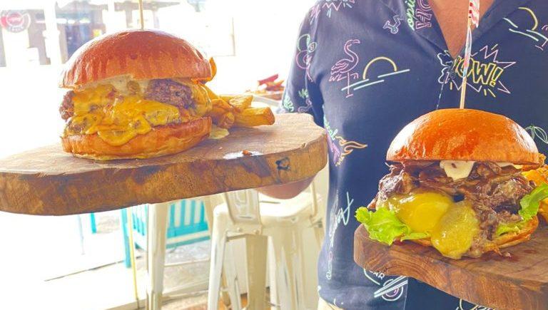 Burgers de Kinos de Jerez