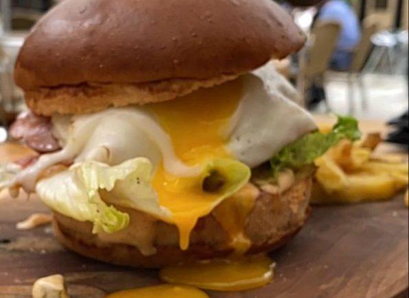 Burgers de angus americano certificado de Kinos de Jerez