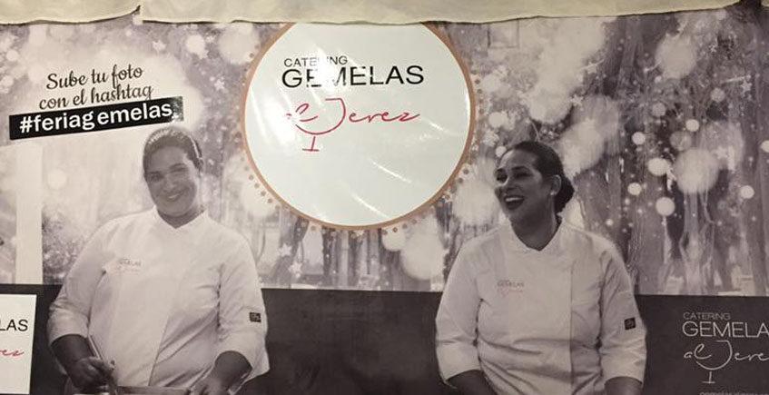 Las hermanas Virginia y Raquel Naranjo abren escuela de cocina en Jerez