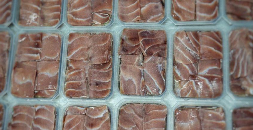 Ijada de atún en aceite de Herpac de Barbate