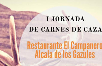 Del 22 de septiembre al 8 de octubre. Alcalá de los Gazules. Jornadas de carnes de caza en el restaurante El Campanero