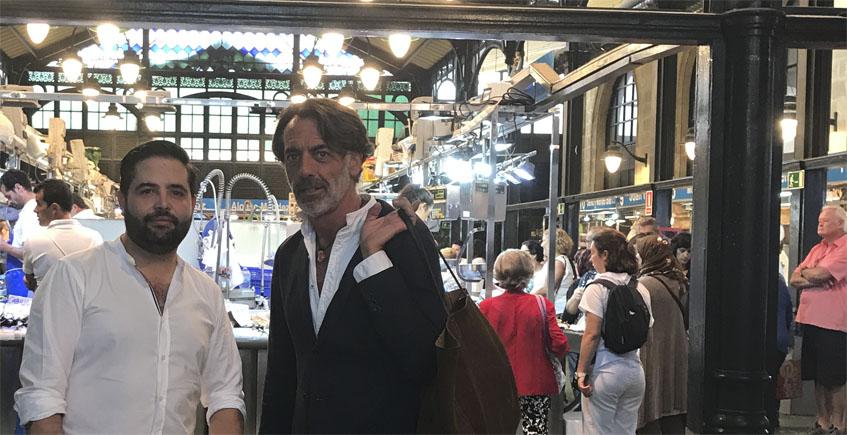 Juan Luis Fernández abre establecimiento en el centro de Jerez