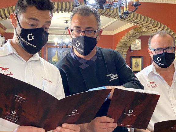 La carta renovada de Venta Gabriel de Jerez