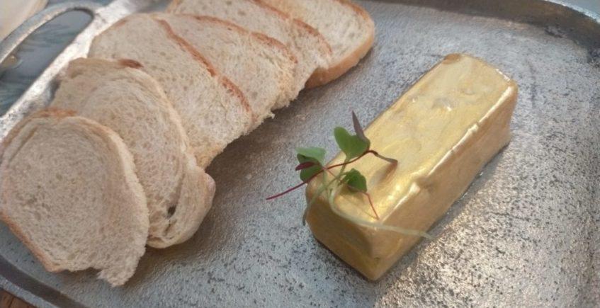 Lingote de oro de foei de Salicornia