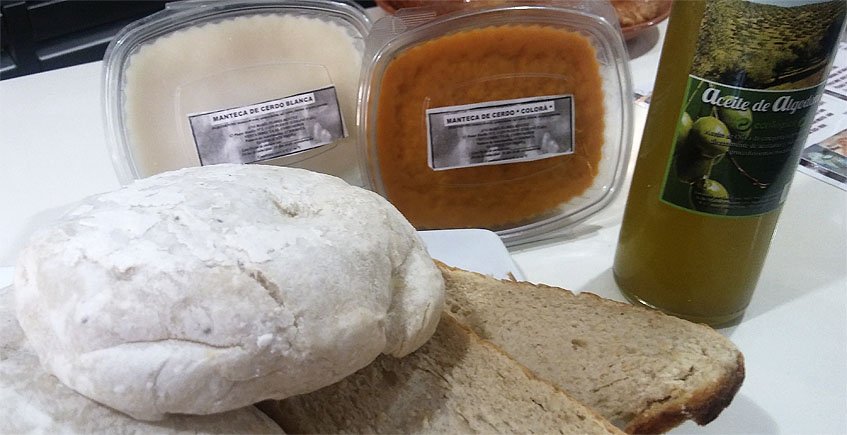 Los desayunos serranos del centro de Cádiz