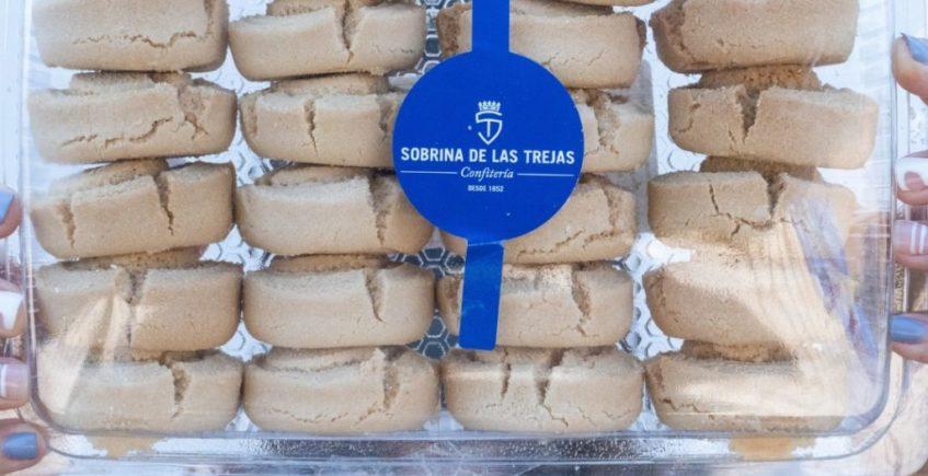 Polvorones y tortas de Sobrina de las Trejas