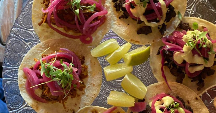 Tacos de El Chile Habanero de Jerez