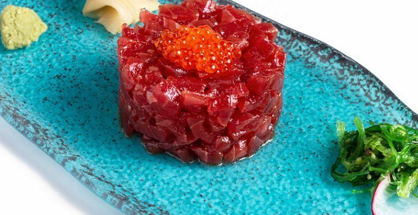 Tartar de atún rojo de Zahara 847