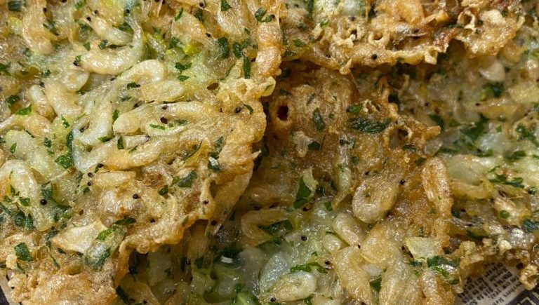 Tortillas de camarones de 5 Océanos de Zahara de los Atunes