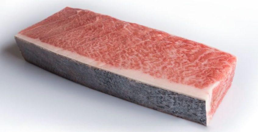 Ventresca de atún rojo al carbón de Francisco El de Siempre de El Palmar