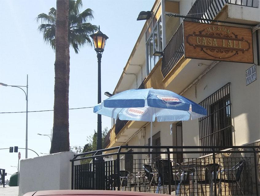 Vista exterior de Casa Lali. Foto: Cosasdecome