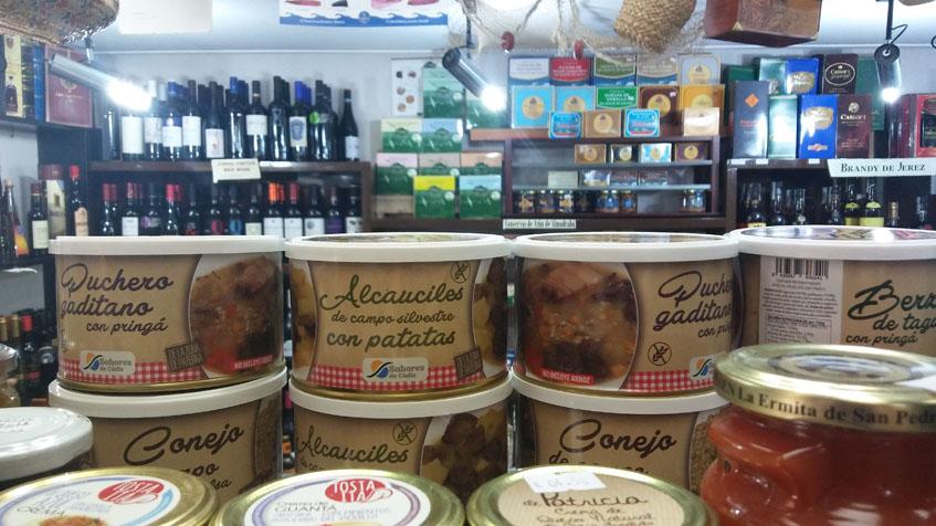 Los guisos en conserva que ha lanzado Sabores de Paterna. Foto: Cosasdecome