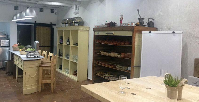 El cocinero algodonaleño Miguel Herrera abre una escuela de cocina en Ronda