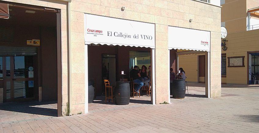El Callejón del Vino