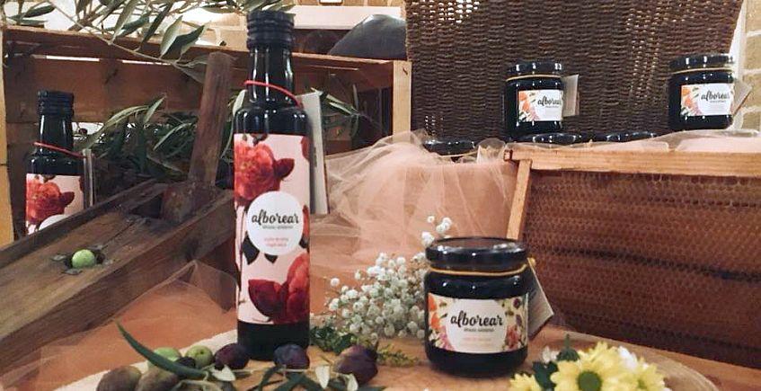 Una miel ecológica de la Sierra, segundo producto de Agamama