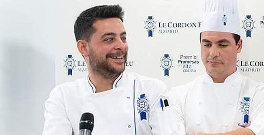 El cocinero Rafa de Bedoya, clasificado para el XIII Concurso Nacional de Pinchos y Tapas