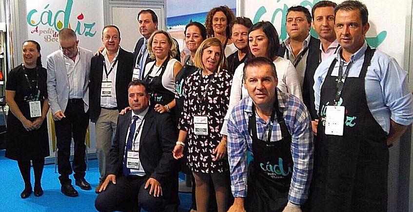 Diez empresas de la provincia llevan la alta cocina gaditana a Gastronomika