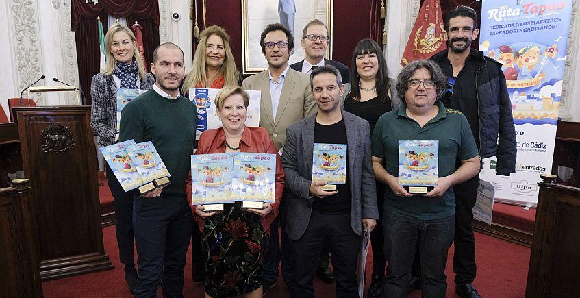 El Bar Nono, mejor establecimiento de la Ruta del Tapeo de Cádiz
