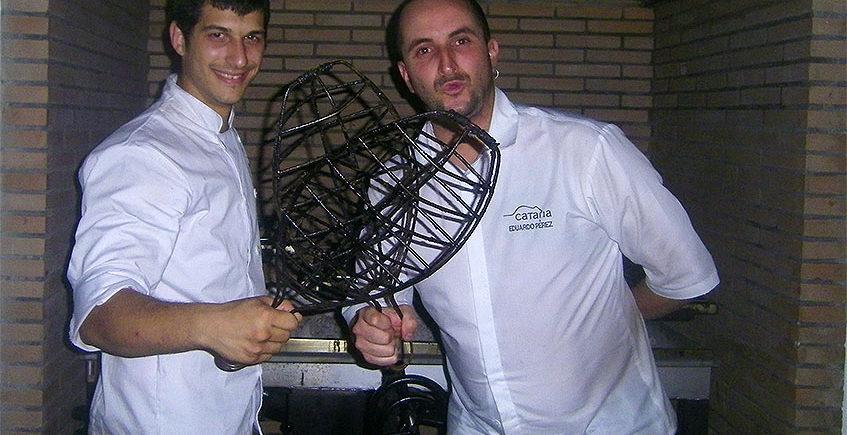 Cataria abre su primera temporada como restaurante Michelín