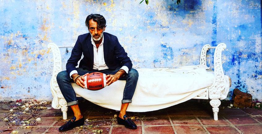 El famoso interiorista Gaspar Sobrino se queda en Cádiz para desarrollar proyectos de hostelería