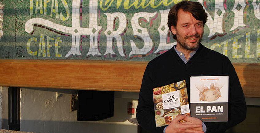 El autor, en una pasada visita a Cádiz.