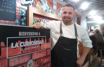 La Curiosidad de Mauro, con Mauro Barreiro a la cabeza, vuelve a la guía. Es la novedad en la ciudad de Cádiz. Foto: Cosasdecome