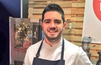 El cocinero Pedro Aguilera. Foto: Fernando Huidobro