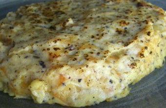 Tortilla trufada de Cuchara de Palo. Foto: Cosasdecome
