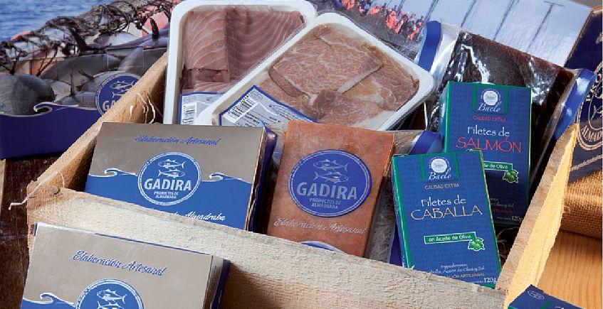 Gadira ofrece doce cofres de regalo para celebrar la Navidad