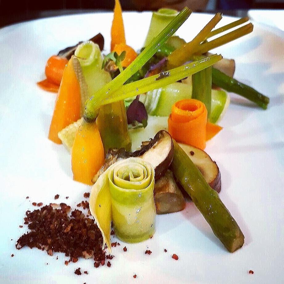 Las verduras de temporada