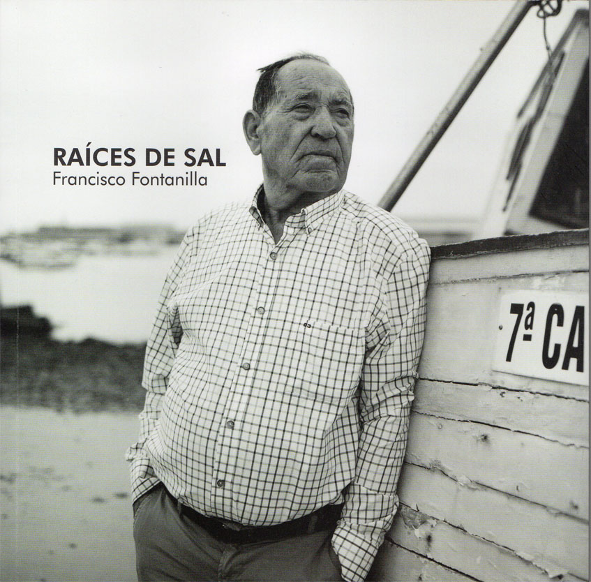Portada del libro Raices de Sal que habla sobre la historia del restaurante Francisco La Fontanilla de Conil