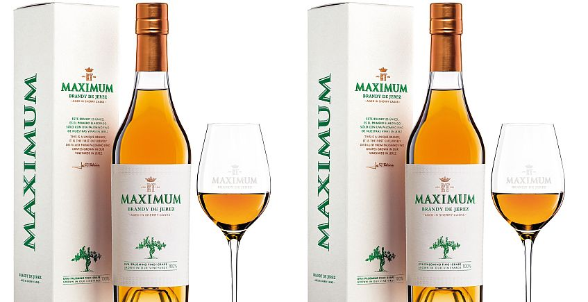 José Estévez crea un brandy hecho sólo de uva palomino fino